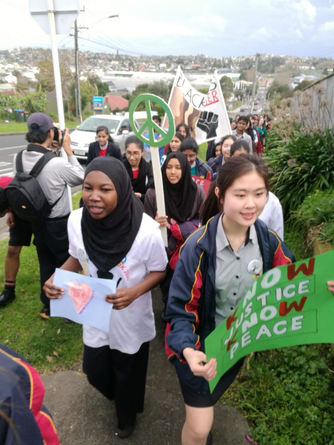 Peace Week 2020 – Mt Roskill Grammar SchoolMarch For Peace 2020
